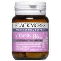 Vitamin B6 - Click to enlarge picture.